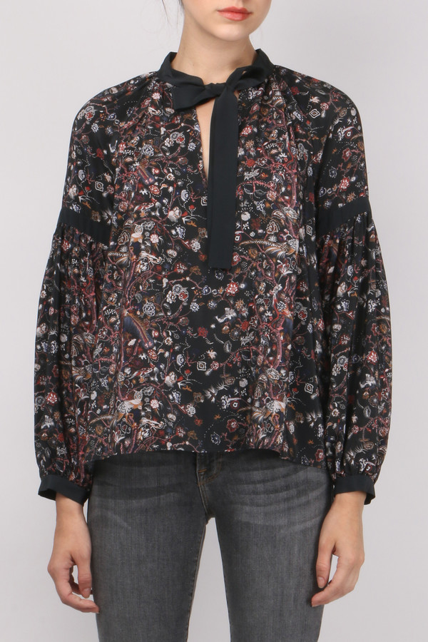 Ulla Johnson Etienne Blouse