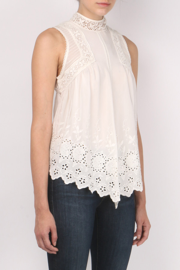 Ulla Johnson Litsa Top