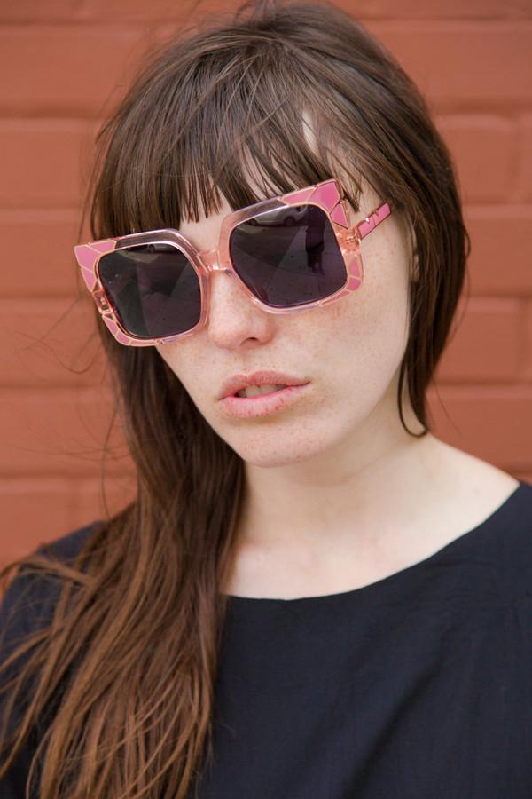 pared eyewear pared sugar & spice sunglasses