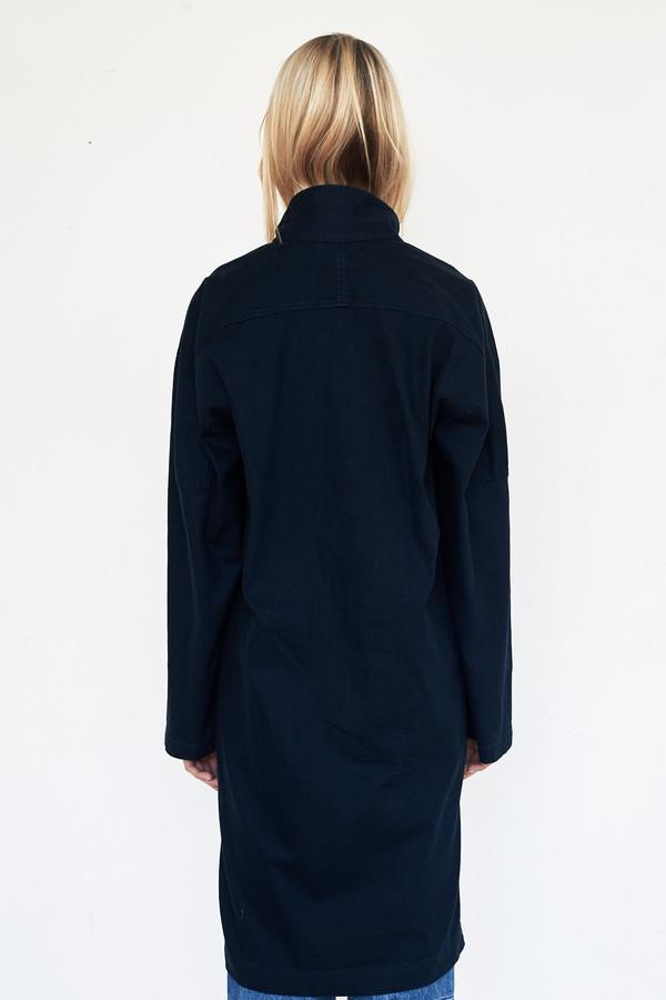 Pari Desai Cotton Reed Canvas Jacket