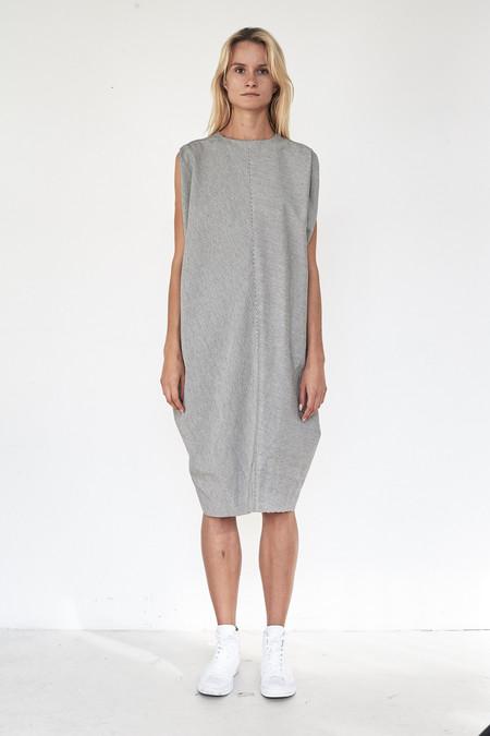 Assembly New York Railroad Stripe Gemini Dress