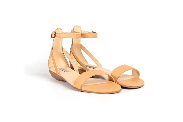Serena Sandal Pale Honey - What's It Worth