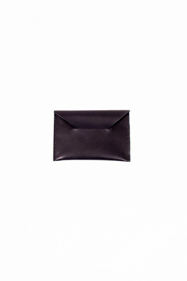 Clare V. Card Envelope Black