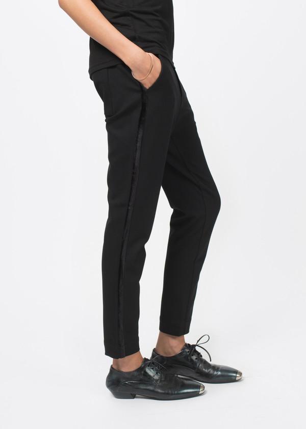 Sibel Saral Pullup Interlock Tux Pant