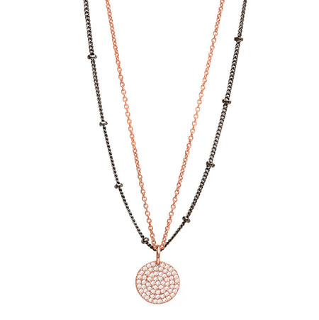 Nickho Rey Coin Necklace