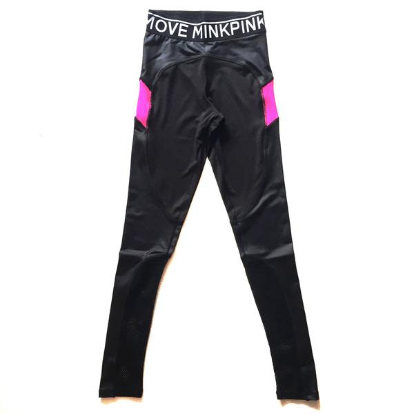Mink Pink MINKPINK MOVE - ELEVATION LEGGINGS