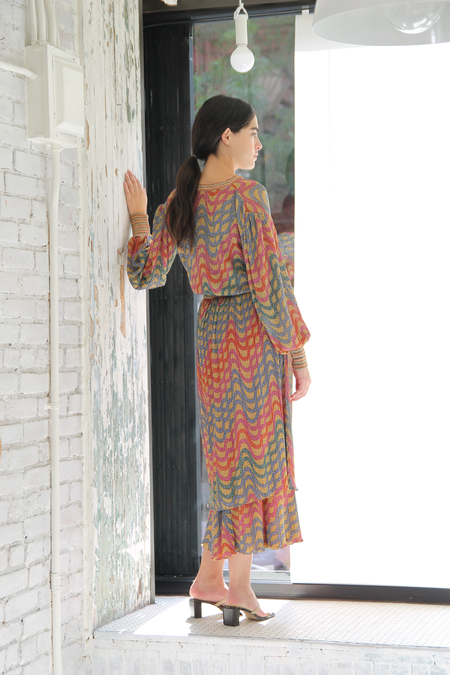 DUO NYC Vintage Missoni Three Piece Dress