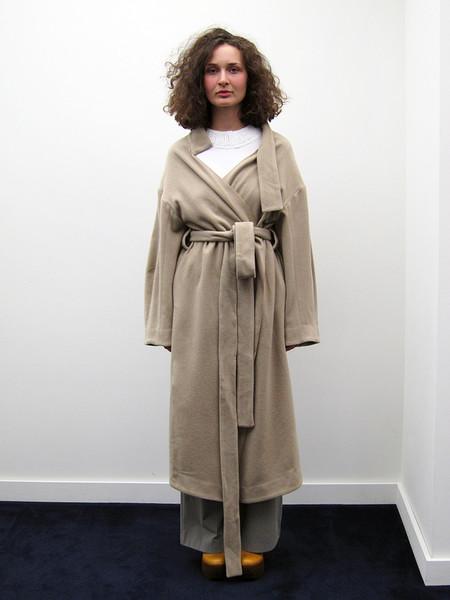 Eckhaus Latta Partial Coat