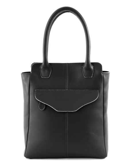 Shana Luther - Black Charlie Tote