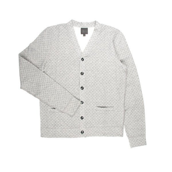 Naked & Famous Quilted Cardigan