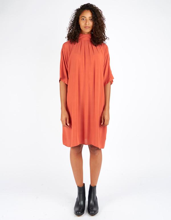 Storm & Marie Camill Dress Mecca Orange