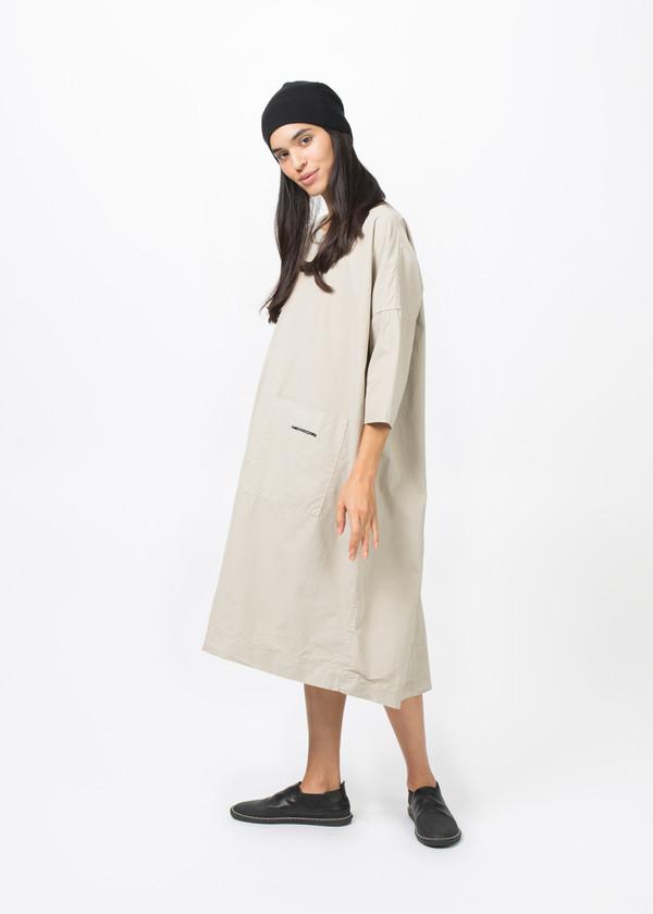 Oversize Pocket Dress