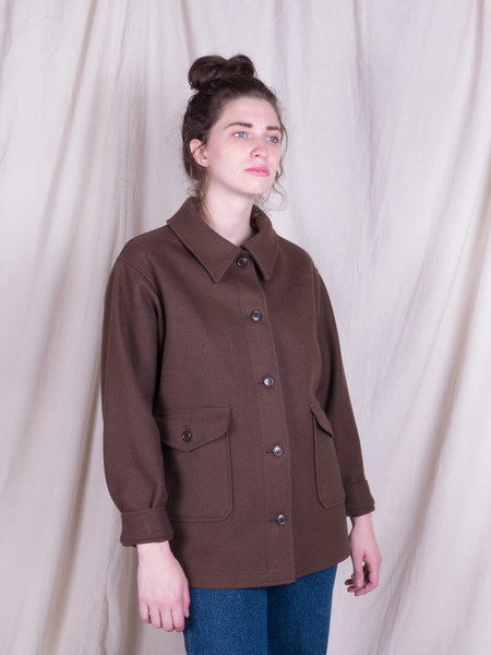 Woods Vintage Wool Overshirt