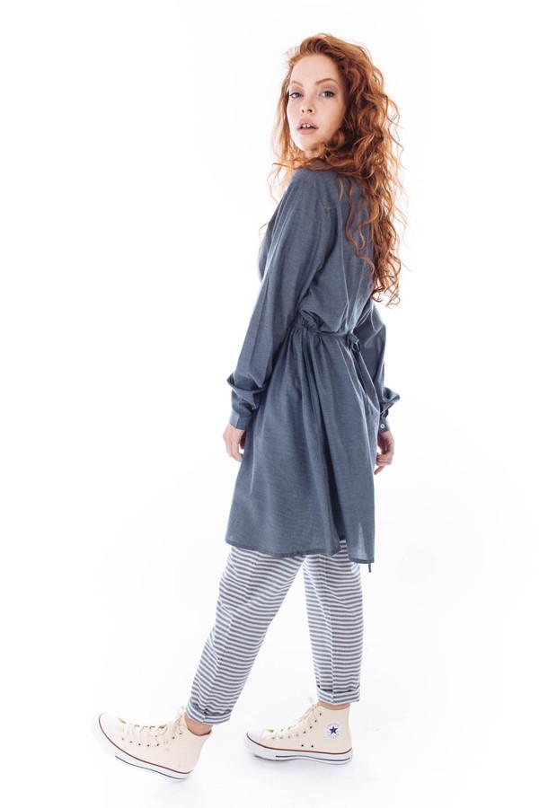 Kowtow Boundary Dress (Chambray)