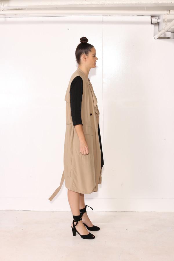 Intentionally Blank YARROW TRENCH Khaki