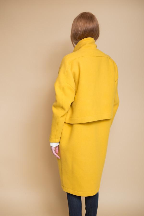 Reality Studio Roger Coat - Yellow