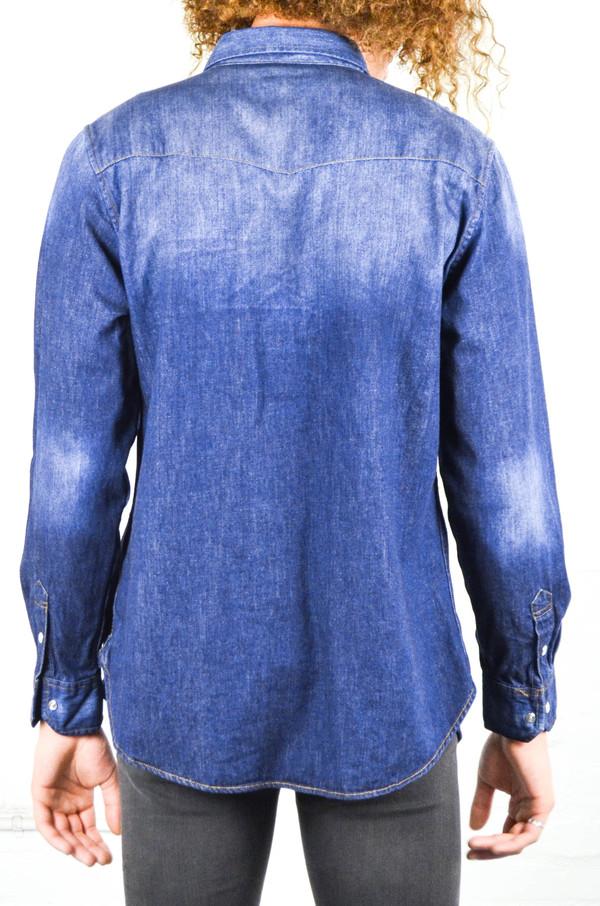 FRAME Denim Frame Western Shirt Hillcrest