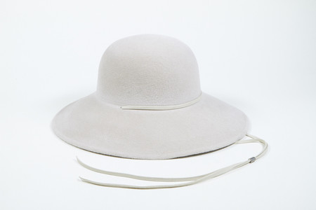 Clyde Ryo Hat in Alabaster