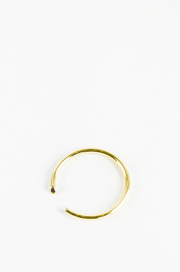 Still House 14k Gold Ekto Ring