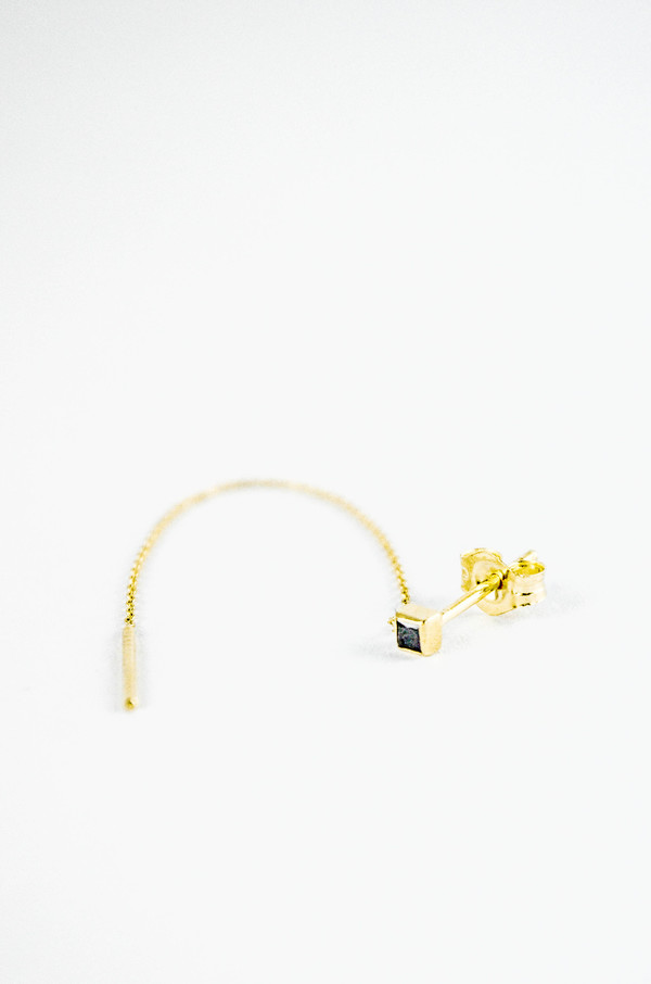 Still House Black Diamond Vara Earring
