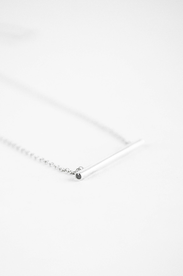 Still House Sterling Silver Indi Necklace