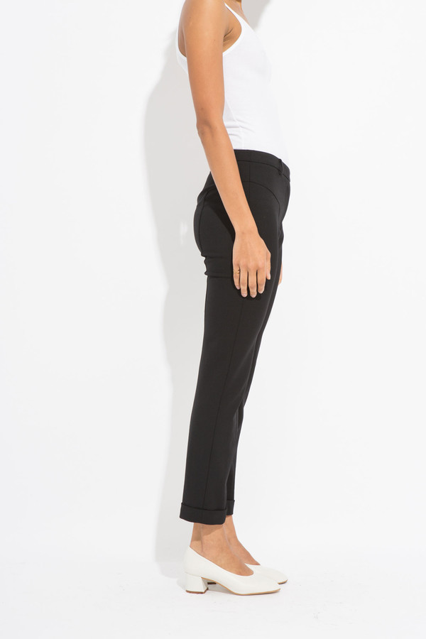SCHAI Cuffed Ankle Trouser