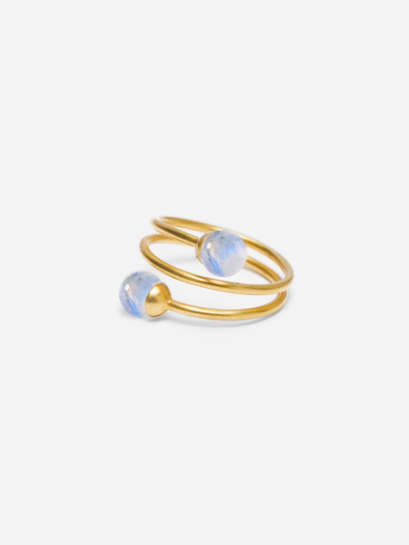 A Peace Treaty Himir Moonstone Rainbow