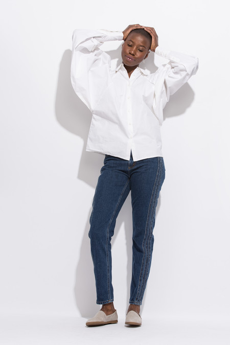 Enda Laurent Denim Pants
