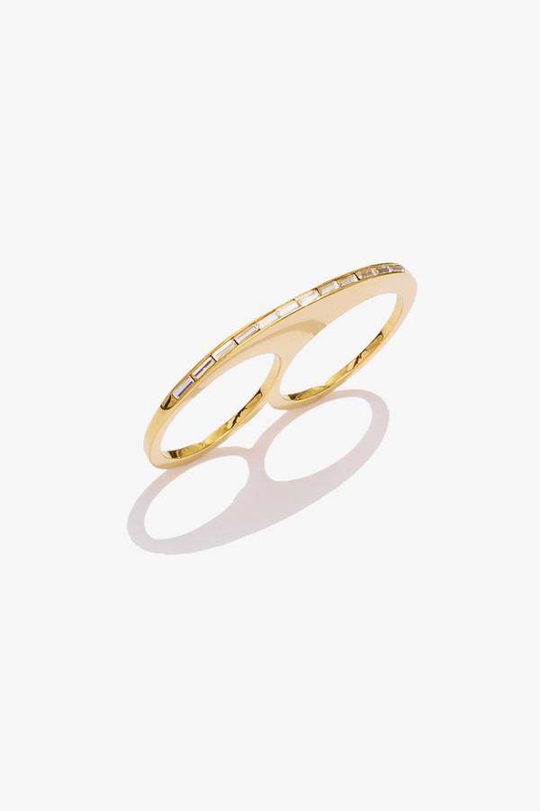 Slice Ring - Gold