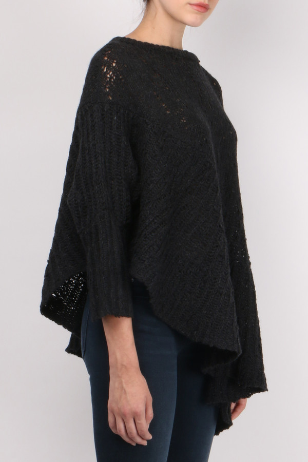 Inhabit Draped Topper