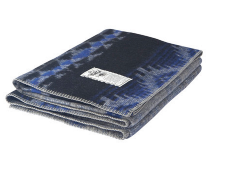 Woolrich Three Springs Dobby Wool Blanket