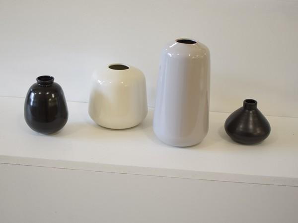 Canvas Mixed Vase Set