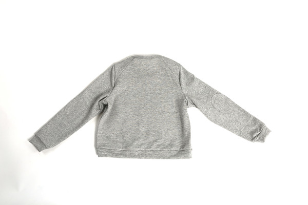 Beru Kids Hayes Grey Sweatshirt