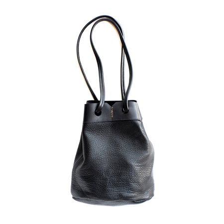 AW By Andrea Wong PACIFIC BUCKET BAG   BLACK