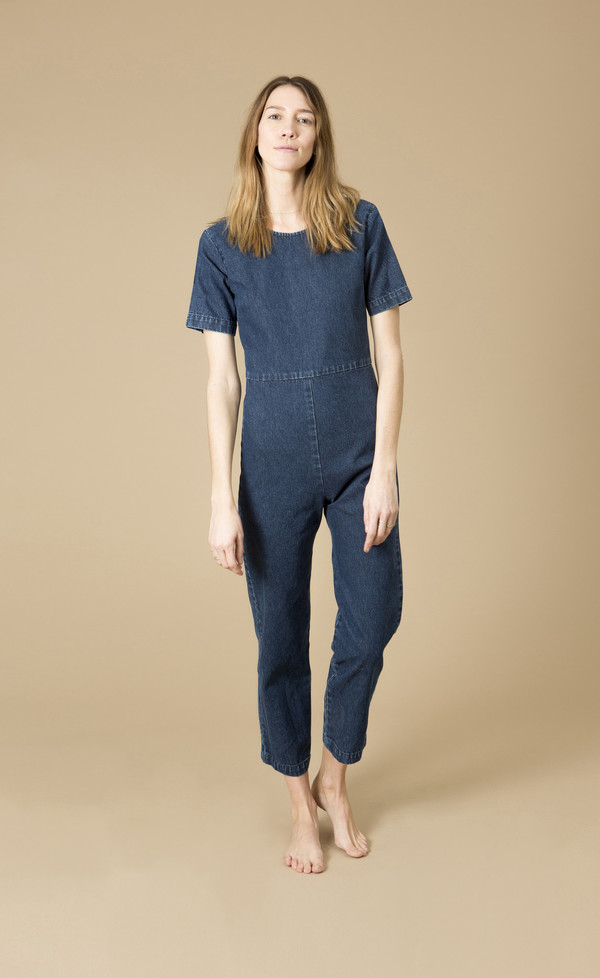 Ilana Kohn Lee Jumpsuit, Denim