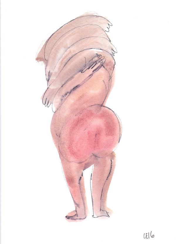 Camilla Engstrom Butt Hugg