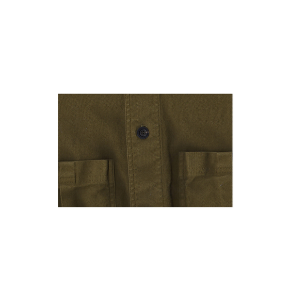 Reed Cotton Canvas Jacket-S