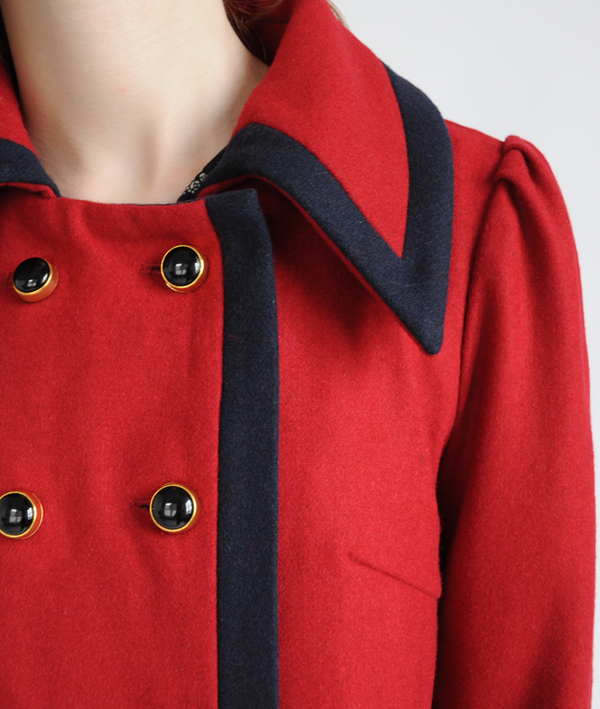 Dear Creatures  Chelsea Coat