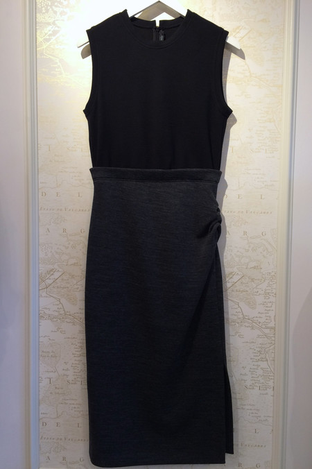 Joseph 'Ellis' Double Jersey Sleeveless Dress