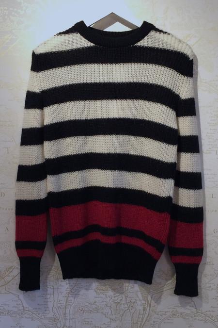 IRO Stripe 'Jaylen' Alpaca Sweater