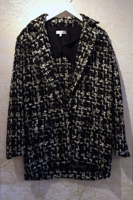 IRO Tweed 'Kailis' Coat
