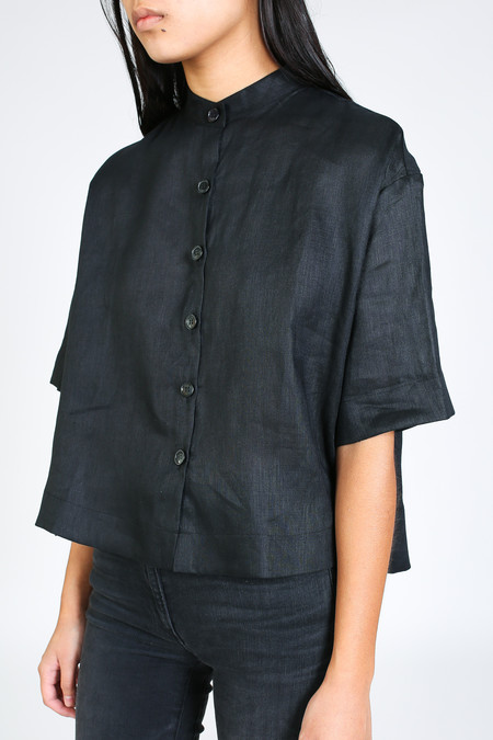 Ursa Minor Tilly blouse in black