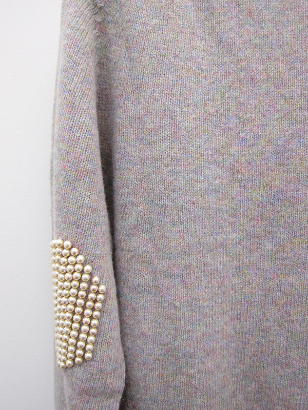 Unisex BLESS Pearlpad Sweater, Rainbow