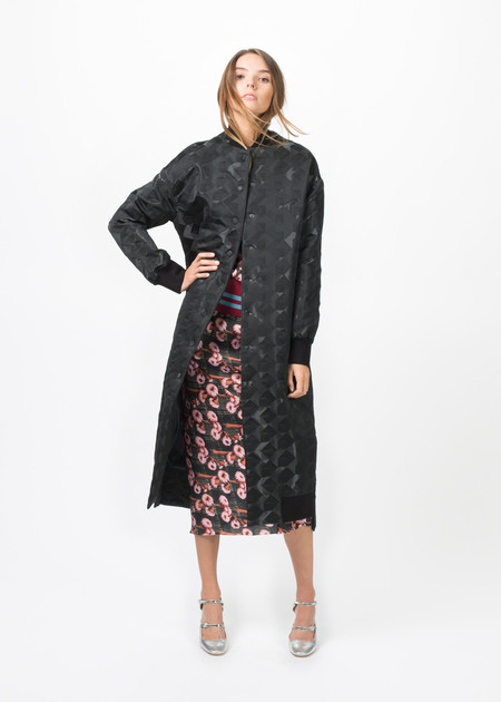 Fete Imperiale Hercule Long Coat