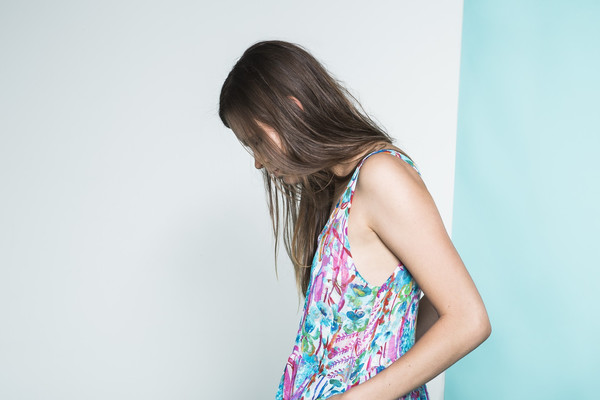 Margaux Lonnberg Mahon Dress - MAHON DRESS