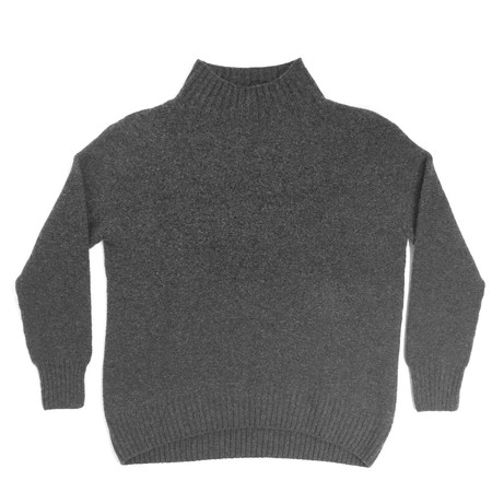 Objects Without Meaning Mock Neck Sweater