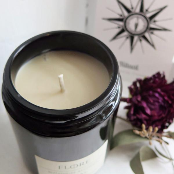 Flore Ritual - Botanical Candle