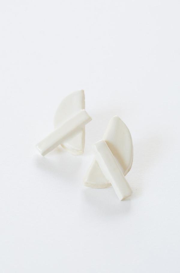 Gamma Folk Memphis Earrings