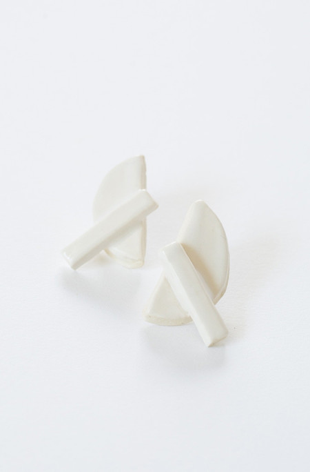 Gamma Folk Memphis Earrings