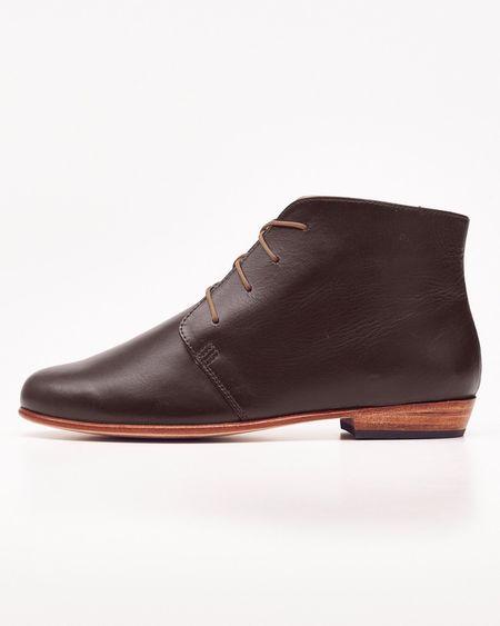 Nisolo Harper Chukka Boot Noir 5 for 5
